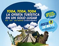 Advertising | Expoturismo 2014