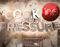 CookING Under Pressure title sequence