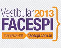 Vestibular Facespi 2013