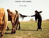 Dancing with horses
