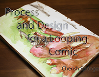Process and Design for a Looping Comic