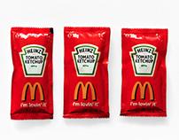 NO Ketchup