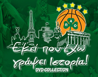 PAO B.C. - DVD collection of European championships