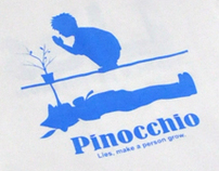 Pinocchio ,Lies make a person grow