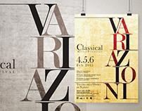 VARIAZIONI | Classical Music Festival