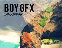 Boy GFX Wallpaper