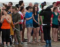 Polar Plunge Fundraiser 2012