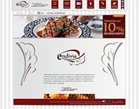 Sitio Web - Endivia