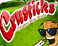 Crusticks Packaging
