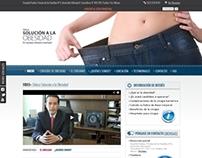 Sitio Web - Solución a la Obesidad