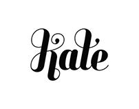 Kate McLean Logotype