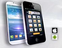 Huda Mobile App Promo on Huda Tv