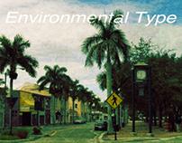 Environmental Type