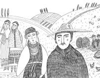 Illustrations / Ukrainian traditions