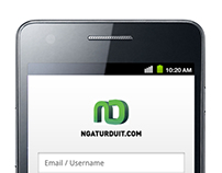 NgaturDuit Android Application