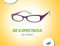 EyeCandy Optical Center (advertising campaign)