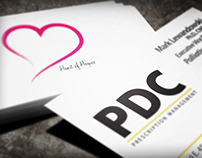 PDC | Business Card Design