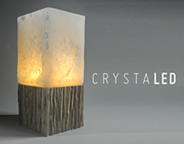 CrystaLED Lamp