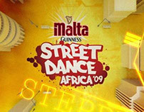 Malta Guiness Street Dance Show Opener