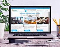 Ideaktif Web Tasarım ve Yazılım Projesi