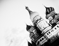 Around Red Square, Moscow