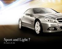 Mercedez Benz Initiative Ad For AYE!Creative