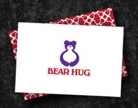 Logo Design: Bear Hug