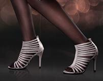 Noche Shoes Campaign