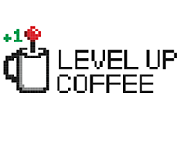 Level Up Coffee Logo
