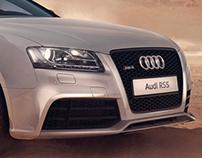 Audi RS5 Zero G