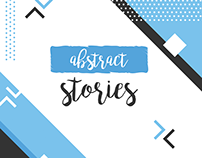 Free Abstract Instagram Stories