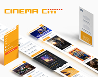 Cinema Citi Web Platform