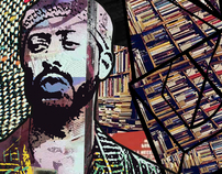Madlib CD Cover / Poster