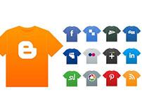 Social Media Shirts