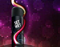 SetWet Mobile App