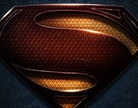 MAN OF STEEL - Shield 2013