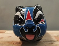 Traditional Pig Coin Bank