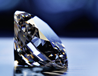 Microdiamant // Branding