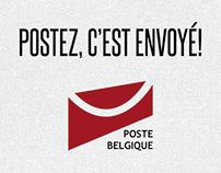 stuMPA - La Poste Belgique