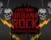 POSTER FESTIVAL URBANA ROCK (CONCURSO)