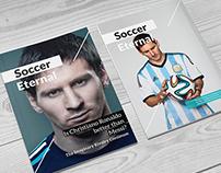 Soccer Eternal Concept