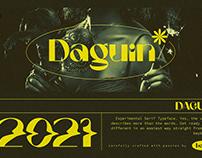 DAGUIN - Contemporary Modern Fonts