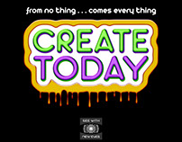 CREATE TODAY - Dripping