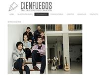 Web del Espacio Cienfuegos.