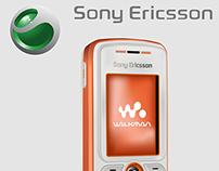 Sony W200 Tri-Fold