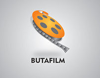 Butafilm Logo Project