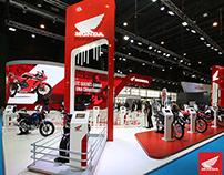 EVENT: Honda en el Salón de la Moto 2018