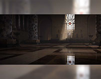 Great Hall - Game of Thrones