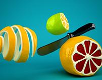Lemon chop