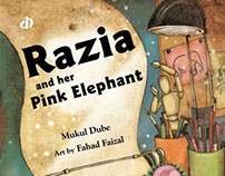 Razia and the Pink Elephant